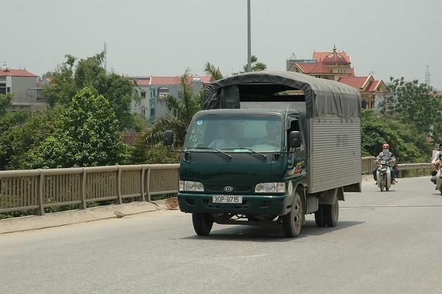 kia light truck