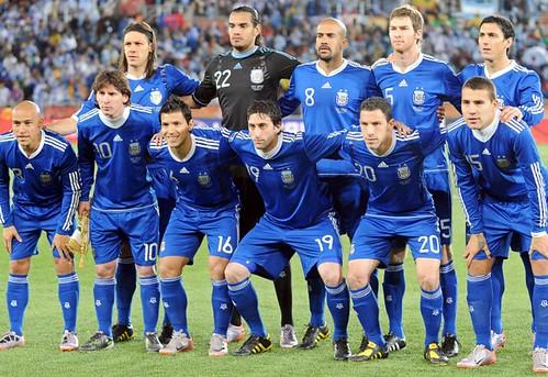 argentina clasifica a 8vos de final