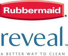 Rubbermaid Reveal logo
