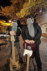 Dan Meade - 8008 - INFRA/ZZ (Dan Meade) Tags: costumes halloween sunglasses rock boston square ma brothers bass guitar live country beards wideangle somerville soul infrastructure covers tush cb davis rb zztop leadsinger underpressure bostonist johnnyds musisc sharpdressedman efs1022mm billygibbons publicityshots dustyhill hearnowlive canon7d conversescenes chrisbellinger robbellinger dannyuhaul gimmealllyourlovin