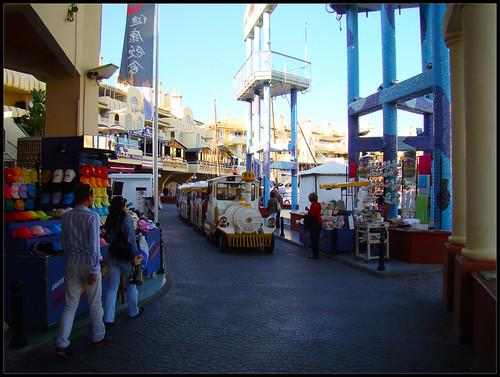 Trenecito Puerto Marina