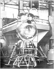 LK-3 Lunniy Korabl, Lunar Lander