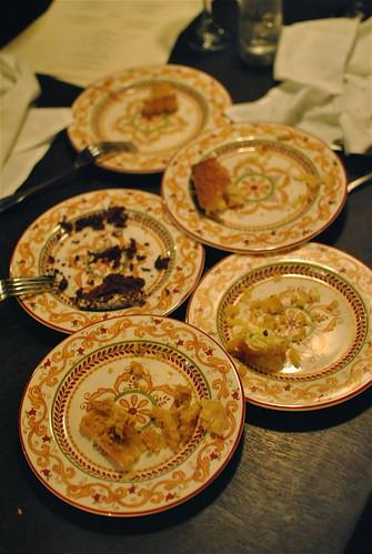 Dessert Onslaught