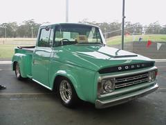 Dodge D5N utility (sv1ambo) Tags: new wales day all south australian australia utility pickup 2006 ute nsw dodge chrysler mopar fairfield showgrounds d5n