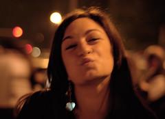 _Vuoi uncome si chiama? (luna_tica) Tags: roma kiss sara explore rem triathlon grazie bacio cristinadon pontemilvio pur sos sosina lasirenetta giornidadiluviouniversale unpiacereunonore