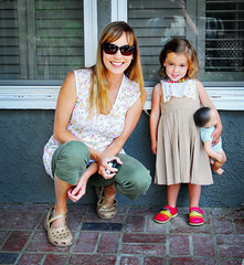 another photo of alec's girls by alec (sesame ellis) Tags: me girl kid toddler doll child daughter mother mykid frontporch year3 dinky bittybaby byalec yourhairlooksbeautiful racheldevine wwwracheldevinecom ipromiseiamgettingmyhairdonethisweek atleastibrushedit