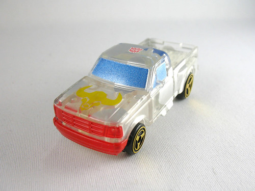 Car Robots Super Spychanger Ox (Chase)