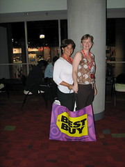 At Best Buy - Two Canadians for the Price of One!  NECC 2007