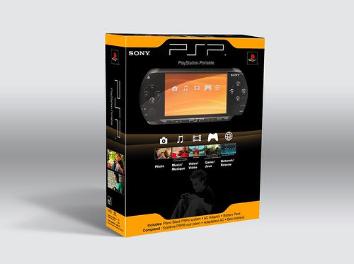 New PSP