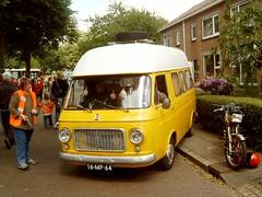 1975 Fiat 238 camper van (Davydutchy) Tags: unicef netherlands fiat july camper mobilehome friesland campervan 2007 fryslân oldtimerdag kampeerwagen stnicolaasga thebiggestgroup stnyk 07072007 070707 davyvanmill stnykynekyk