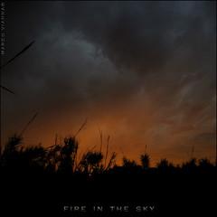 Fuego en el Cielo (m@tr) Tags: barcelona sunset sky espaa canon cielo puestadesol fireinthesky ripollet canonefs1855mmf3556 fuegoenelcielo canoneos400ddigital villaderipollet mtr marcovianna