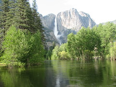 The Spring thaw at Yosemite (Hazboy) Tags: califo