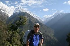 Trekking 1470 (neil_and_karen) Tags: nepal trekking annapurnabasecamp