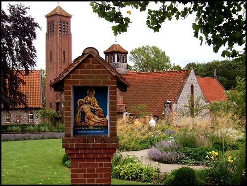 Anglican Shrine, Little Walsingham (click to enlarge)