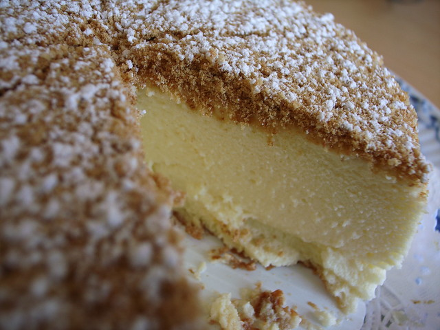 Zanze's Cheesecake