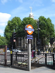 Picture of Bethnal Green Station