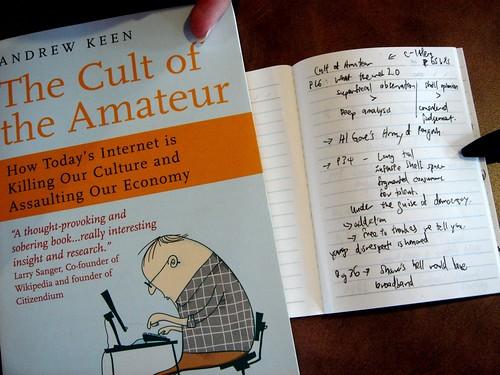 Le culte de l'amateur Andrew Keen