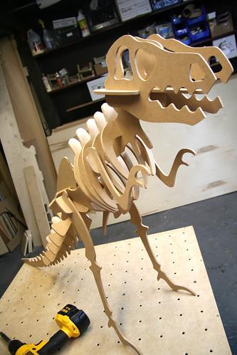 Three Foot T-Rex