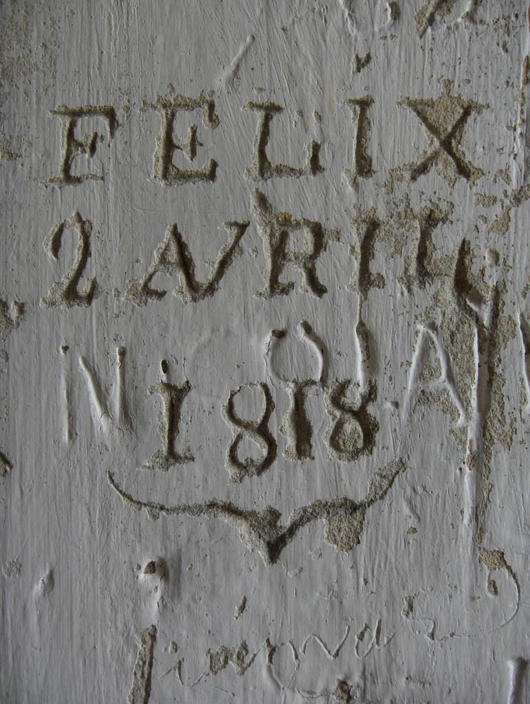 Félix, 2 avril 1818