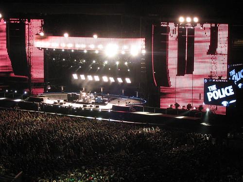 The Police en Concert