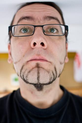 Magma beard