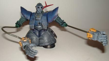 MSN-06 Zeong Battle Scarred Gundam a by you.