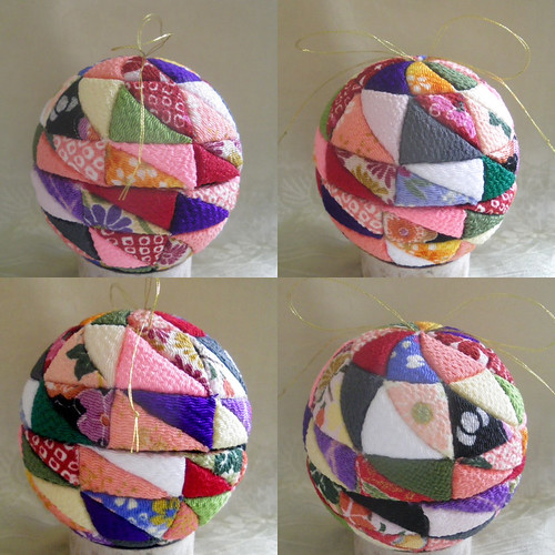 Spiral-Ornament ball box(side)
