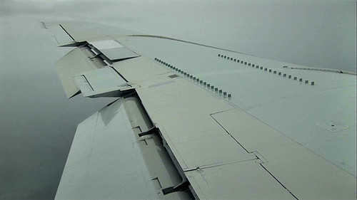 Partial flaps. by PeterEdin, on Flickr