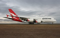 Avalon 2009 - Airbus A380 (zagispirit) Tags: bird australian airshow nancy airbus a380 2009 avalon walton nancybird vhoqa