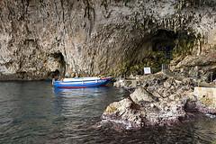 Grotta Zinzulusa, Italy