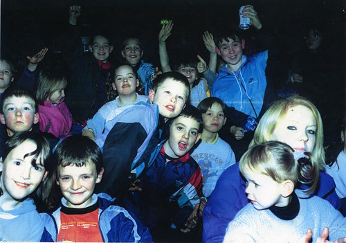 Family Christmas Film Show, Shettleston, 1991