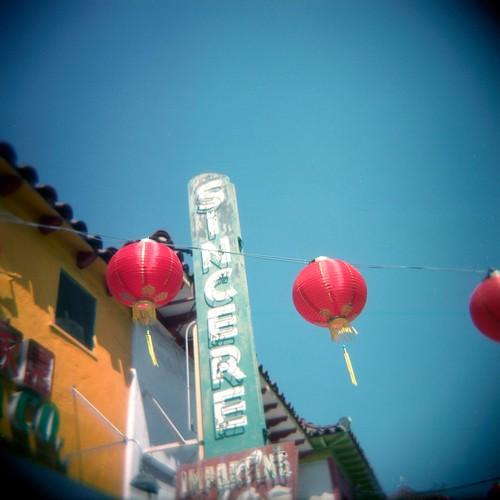 Chinatown Sincere