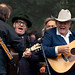 Steve Earle, Elvis Costello, Peter Rowan & Jimmie Dale Gilmore