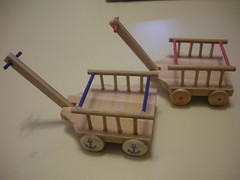 little handcart (coloured by me)