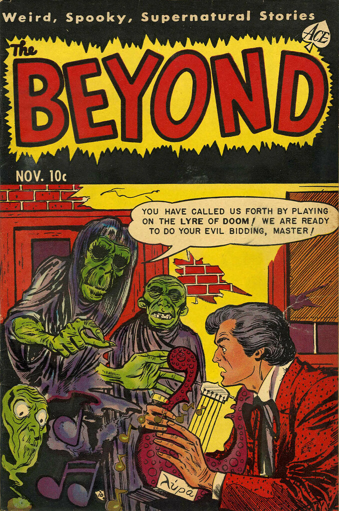 The Beyond #17 (Ace, 1952)