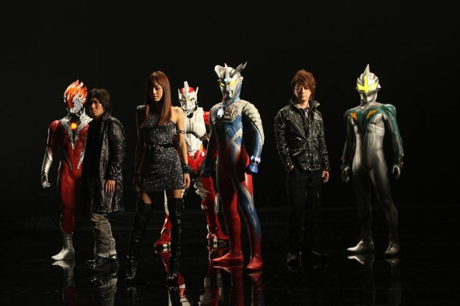 Ultraman Zero New Form Ultraman Zero The Movie  Chou