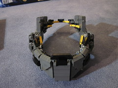 Master Chief WIP (Benny Brickster) Tags: fight lego chief halo master finish covenant unsc