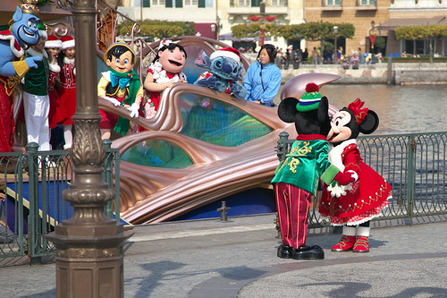 ミート&スマイル(2010年クリスマスバージョン)