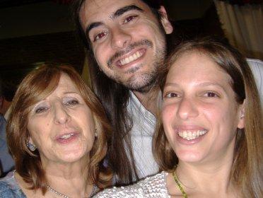Mónica, mi tia Vivi y yo