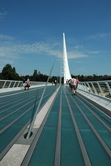 USA - California - Redding - Sundial Bridge (Jim Strachan) Tags: redding santiagocalatrava sundialbridge