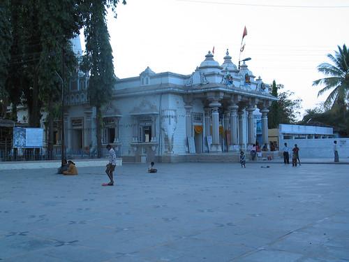 Bhagavan Nityananda Temple at Ganeshpuri