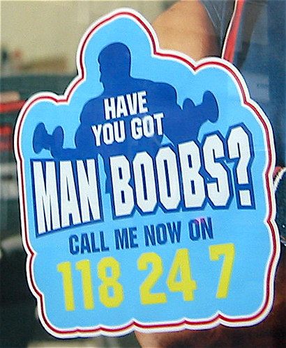 Man Boobs