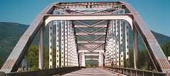 Kootenay River Br  Creston BC (bridgink) Tags: canada bridges bridging crestonbc bridgeink kootenayriverbridge