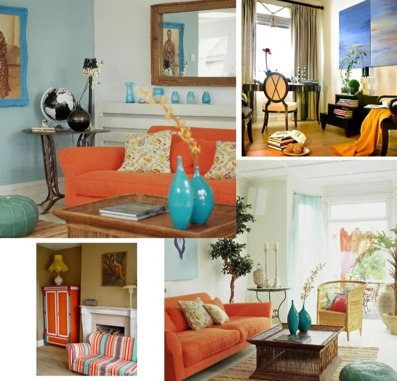 Color of the Month: ORANGE