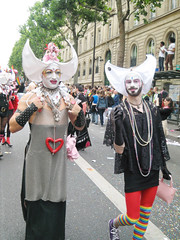 Sister of Perpetual Indulgence@gay pride