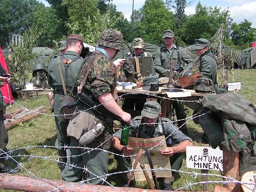 German infantery