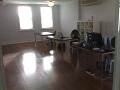 The new office