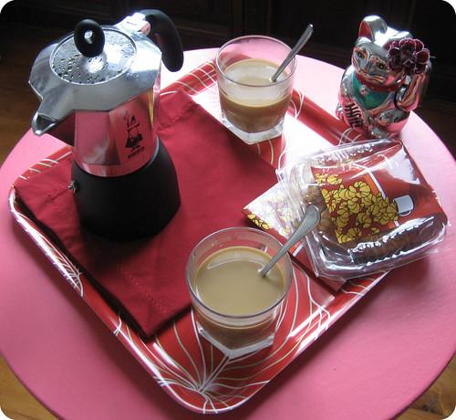 Mi coffee break
