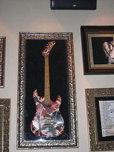 Van Halen Frankenstrat