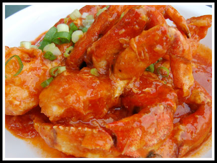 Sweet & Sour Crab